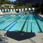 commercial swimming pool install
