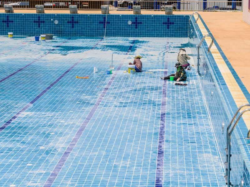 pool service repair san jose