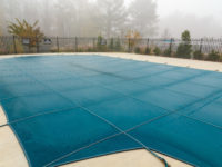 inexpensive pool cover